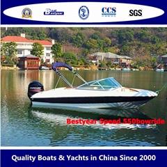Bestyear Super Speed 550 Bowride Boat