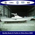Bestyear Inboard Engine Panga 31 Boat