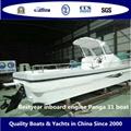 Bestyear Inboard Engine Panga 31 Boat 2