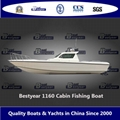 Bestyear 1160 Large Center Console Fishing Boat
