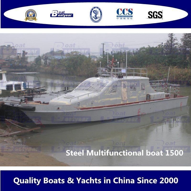 Steel Passenger Boat 15m