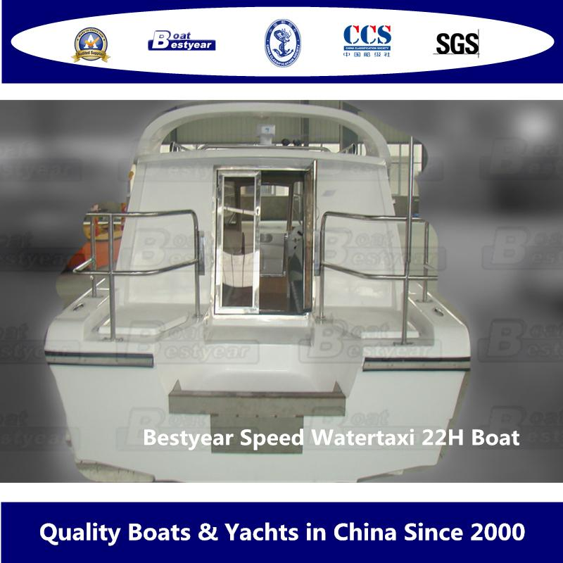 Speed watertaxi 22H boat 4