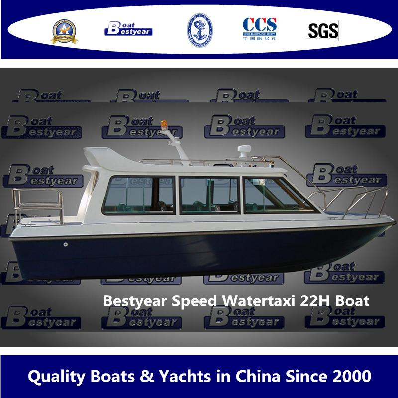 Speed watertaxi 22H boat 3