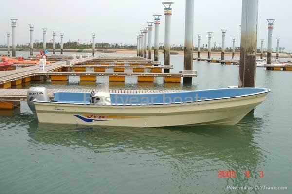 Panga boat 1
