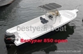 UF26 open and Cabin boat 4
