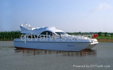 Catamaran Passenger Boat 1