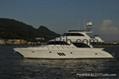 First class super luxury yacht Allmand 68