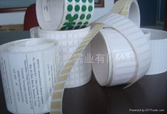耐高温聚酰亚胺标签