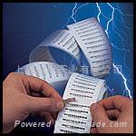 超薄耐高温防静电标签