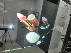 优迪特光学投影膜全息膜融合膜