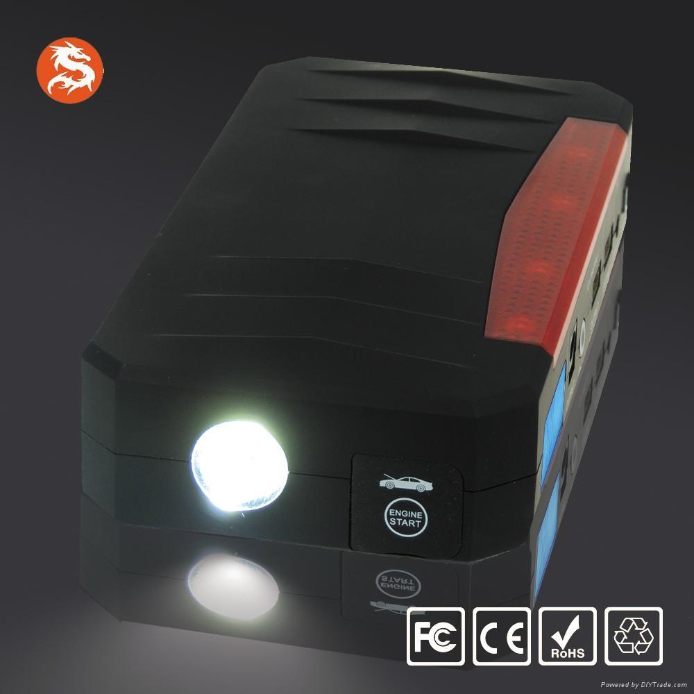 Car Jump Starter with emergency flash Light 1