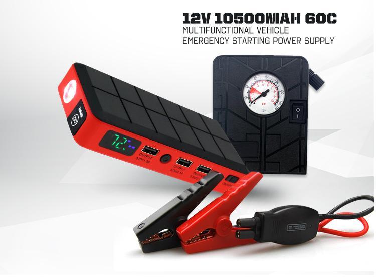 Emergency Car Battery Best Jump Starter 1