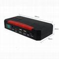 High Quality 12V Portable Emergency Car Battery Jump Starter 7