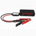 High Quality 12V Portable Emergency Car Battery Jump Starter 8