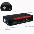 High Quality 12V Portable Emergency Car Battery Jump Starter 2