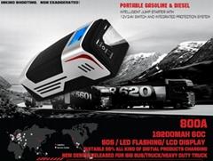 Emergency Multi-function Car Jump Starter for 12/24V diesel & petrol car (Hot Product - 1*)