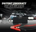 Emergency battery booster portable power bank car jump starter