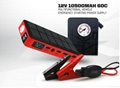 Car Jump Starter with LCD display