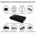 Emergency mini battery booster portable power bank car jump starter