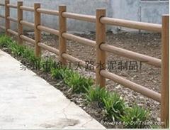 成都水泥护栏