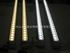LED洗牆燈戶外防水洗牆裝飾燈線型投光燈亮麗龍照明