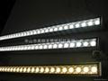 LED洗牆燈戶外防水洗牆裝飾燈線型投光燈亮麗龍照明 2