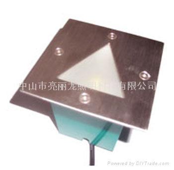 LED地埋燈階梯埋地燈牆面地角燈戶外防水IP65 2