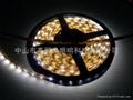 LED貼片燈帶七彩跑動戶外防水燈條IP65 2