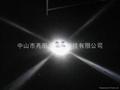 LED十字星光燈戶外牆壁燈寫字樓宇裝飾燈四面發光投射燈 1