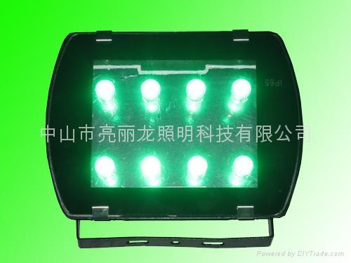 LED大功率投光燈戶外工程射樹燈投柱燈超高亮 4