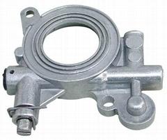 油鋸機油泵