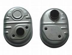 Muffler HONDA GX100, GCV135-160, GC135-160