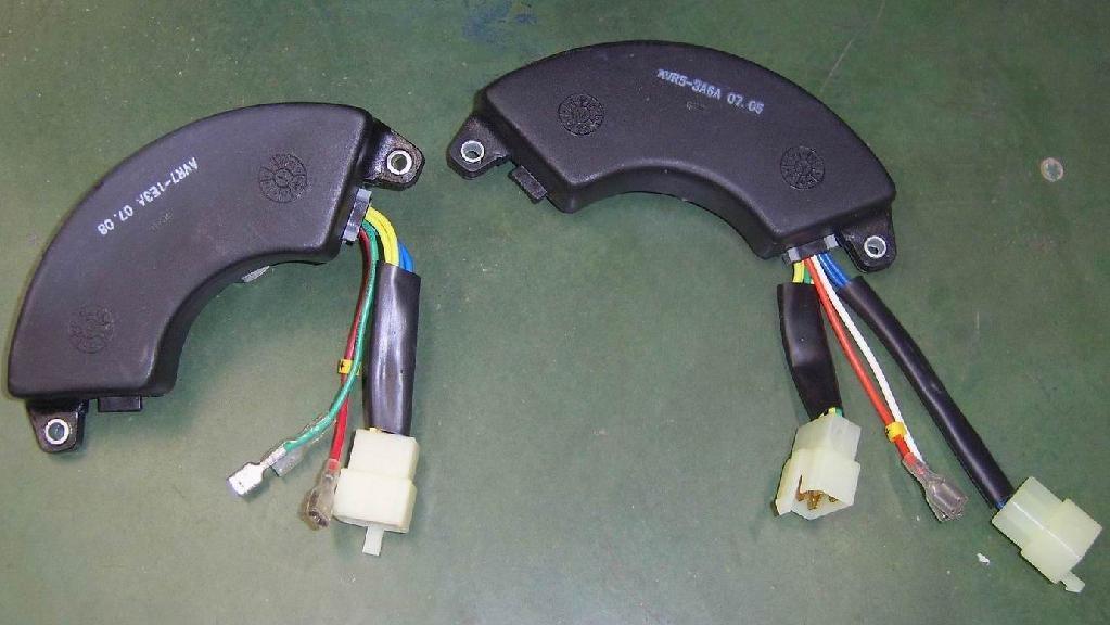 調壓器 3