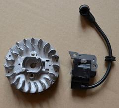 Ignition & Flywheel ZENOAH RC T2070-71200
