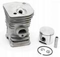 Cylinder Husqvarna 340, 345 (42mm) 350, 353, 346 (44mm)