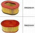 Air Filter PARTNER K650, K950 P/N: 506224201, 506231801