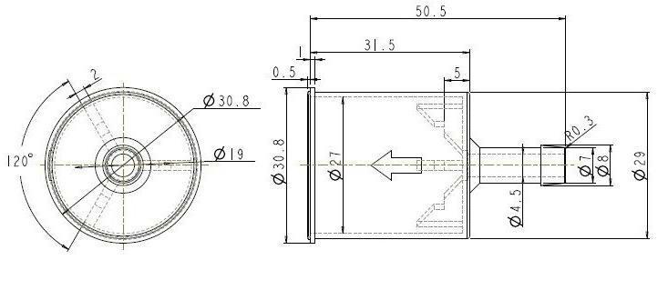 fuel filter briggs  u0026 stratton 493629  691035  china manufacturer