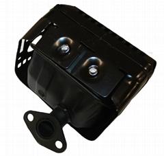 Muffler HONDA GX120-160-200