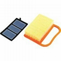 Air Filter TS410,TS420,TS480i,TS500i main filter +  PreFilter