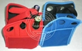 Neoprene wine can bottle cooler holder tote,2 pack,6 pack 3