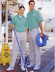 福州夏季工作服