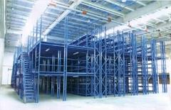 仓库组合式货架阁楼,免费提供仓储规划