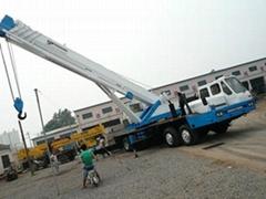 sell  TADANO KATO 80T 100T crane