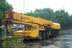 加藤80吨 起重机