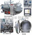 electric/steam two-way sterilizer