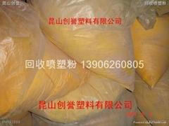 喷塑废粉回收