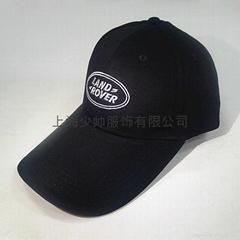 純棉路虎棒球帽