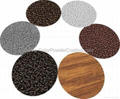 Powder coating powder paint (SGS Certified)