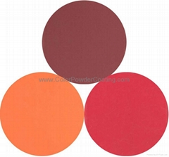 Powder coating colors (SGS Certified)
