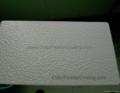Texture gray Powder coating (SGS Certified)